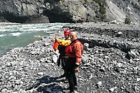 Schweizer Wildwasserwoche 2019 - Flimser Schlucht