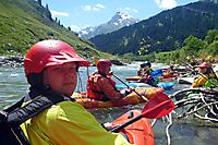 Schweizer Wildwasserwoche 2019 - Jonas