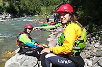Schweizer Wildwasserwoche 2019 - Lukas