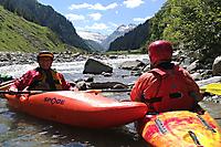 Schweizer Wildwasserwoche 2019 - Schubi