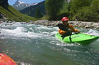 Schweizer Wildwasserwoche 2019 - Vorderrhein - Lukas