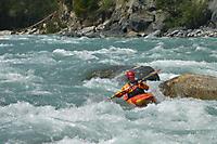 Schweizer Wildwasserwoche 2019 - Vorderrhein - Ulli