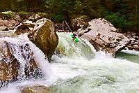 Wildwasser Tobi